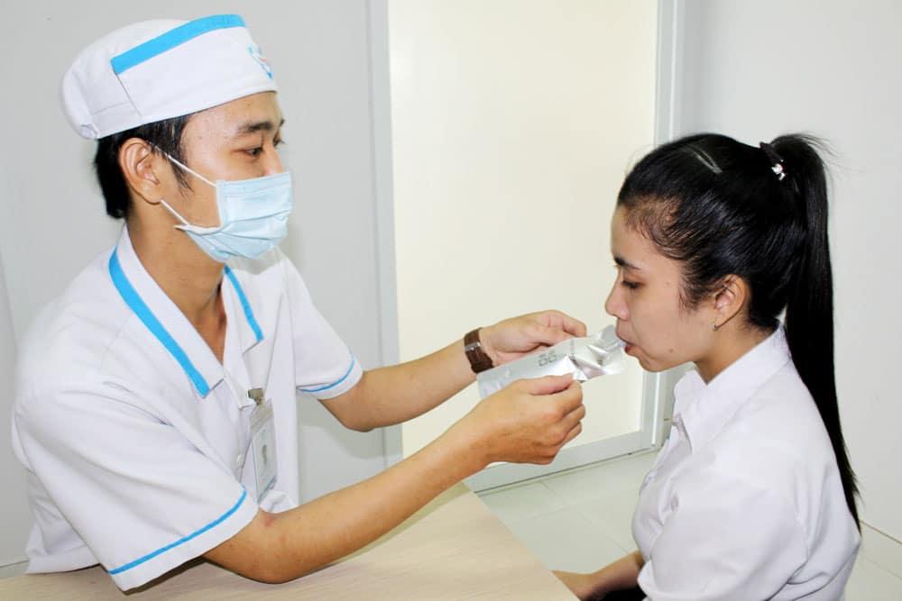 Những lưu ý khi phát hiện vi khuẩn h.pylori bằng nghiệm pháp thở UBT 1