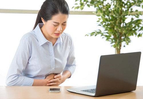 Những triệu chứng của viêm loét dạ dày tá tràng 1