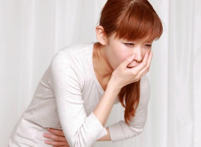 Các dấu hiệu của bệnh đau dạ dày 2