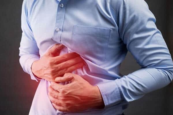 Những triệu chứng của viêm loét dạ dày tá tràng 2