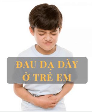 Những sự thật không ngờ về bệnh dạ dày ở trẻ em