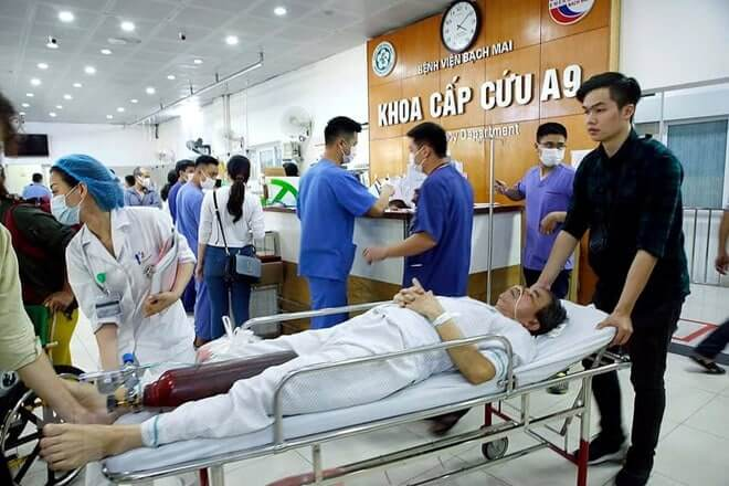 Gần tết: 100 trường hợp xuất huyết dạ dày, nhập viện do uống rượu