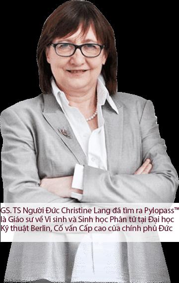 Giáo sư Tiến sĩ Christine Lang